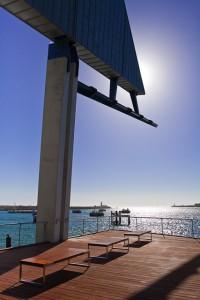 Western Australian Maritime Museum on Victoria Quay, Fremantle