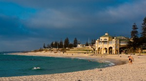 Indiana on Cottesloe Beach