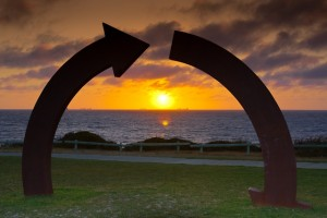 Cottesloe Sculpture - Roundabout