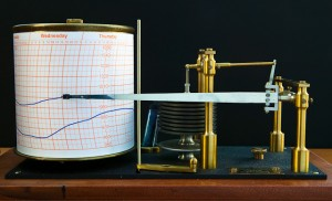 A Negretti and Zambra Barograph