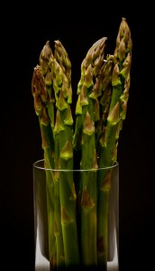 Anyone for asparagus?