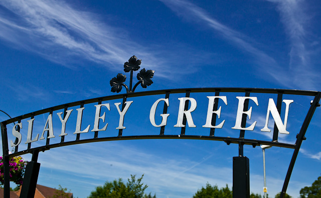 Slayley Green