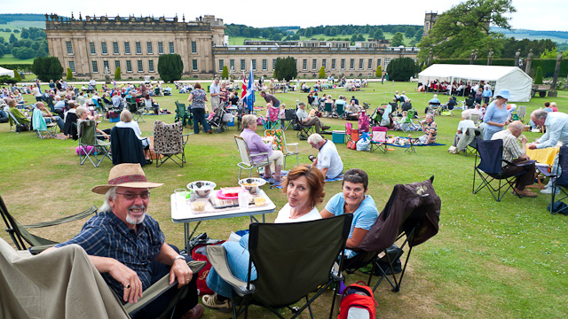 Chatsworth Garden Party
