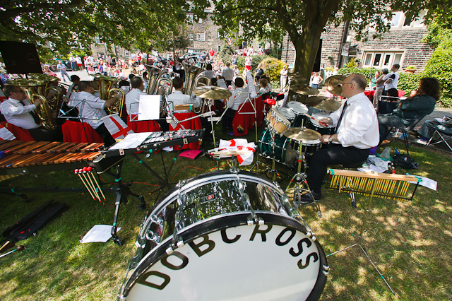Dobcross Brass on the Grass