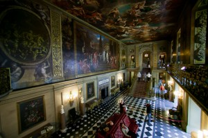 The Painted Hall - Chatsworth House