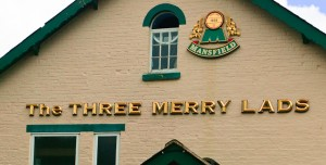 Three Merry Lads, Cuthorpe