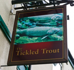The Tickled Trout at Barlow