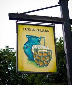 The Jug and Glass Inn, Nether Langwith