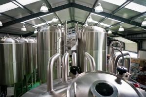 Thornbridge craft brewery