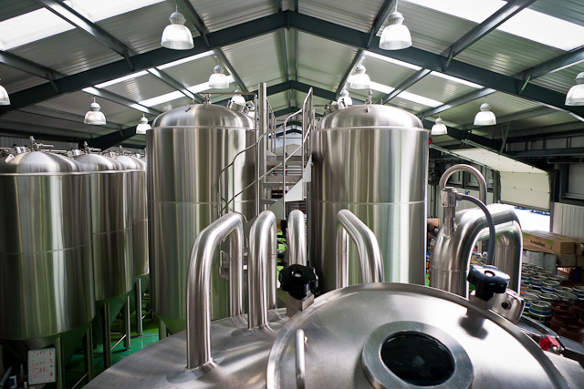 Thornbridge craft brewery
