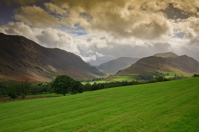 Newlands Valley, Cumbria