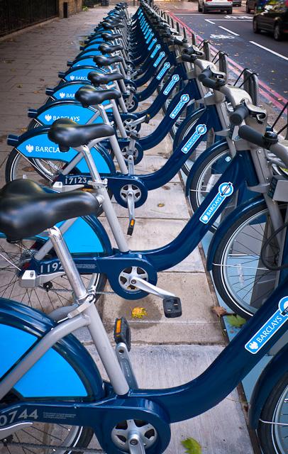 Boris's Bikes