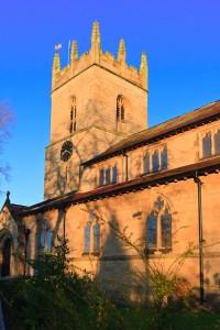 Church of St James, Barlborough