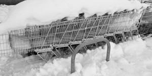 Snow trolleys