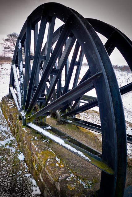 Barlborough Winding Wheel